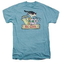Ed Edd N Eddy - Mens Be Cool Premium T-Shirt