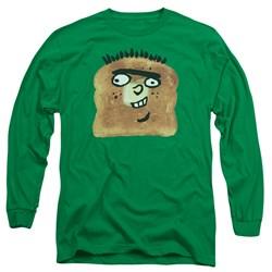 Ed Edd N Eddy - Mens Ed Toast Long Sleeve T-Shirt