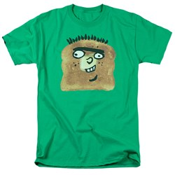 Ed Edd N Eddy - Mens Ed Toast T-Shirt