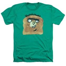 Ed Edd N Eddy - Mens Ed Toast Heather T-Shirt
