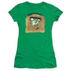 Ed Edd N Eddy - Juniors Ed Toast T-Shirt