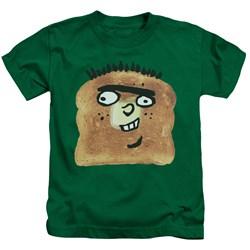 Ed Edd N Eddy - Little Boys Ed Toast T-Shirt