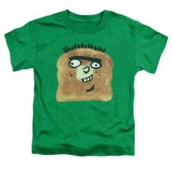 Ed Edd N Eddy - Toddlers Ed Toast T-Shirt