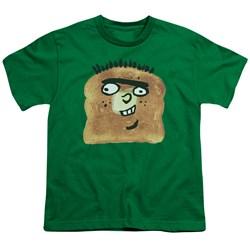 Ed Edd N Eddy - Big Boys Ed Toast T-Shirt