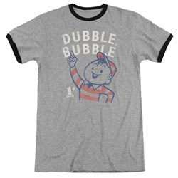 Dubble Bubble - Mens Pointing Ringer T-Shirt