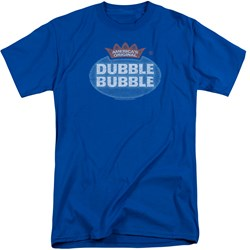 Dubble Bubble - Mens Vintage Logo Tall T-Shirt