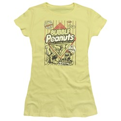 Dubble Bubble - Juniors Bubble Peanuts T-Shirt