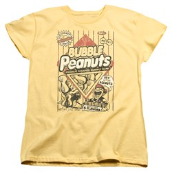 Dubble Bubble - Womens Bubble Peanuts T-Shirt