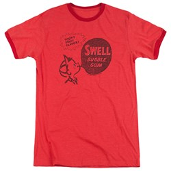 Dubble Bubble - Mens Swell Gum Ringer T-Shirt
