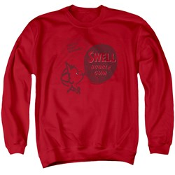 Dubble Bubble - Mens Swell Gum Sweater