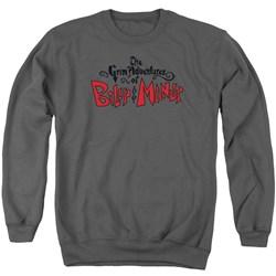 Grim Adventures Of Billy And Mandy - Mens Grim Logo Sweater