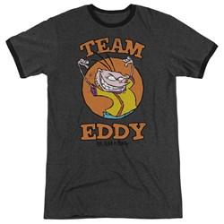 Ed Edd N Eddy - Mens Team Eddy Ringer T-Shirt