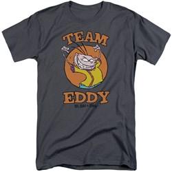 Ed Edd N Eddy - Mens Team Eddy Tall T-Shirt