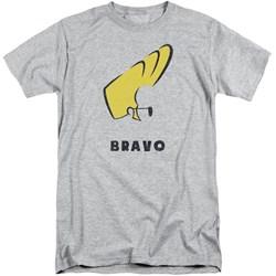 Johnny Bravo - Mens Johnny Hair Tall T-Shirt