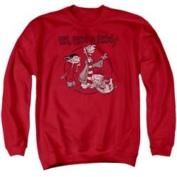 Ed Edd N Eddy - Mens Gang Sweater