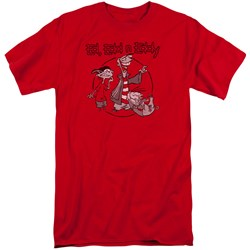 Ed Edd N Eddy - Mens Gang Tall T-Shirt