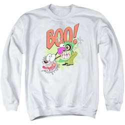 Courage The Cowardly Dog - Mens Stupid Dog Sweater