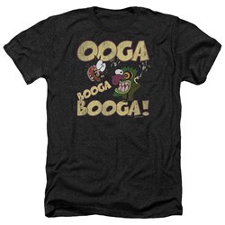 Courage - Mens Ooga Booga Booga Heather T-Shirt