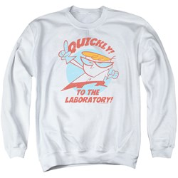 Dexter's Laboratory - Mens Quickly Sweater