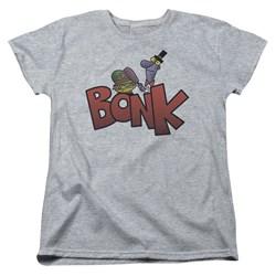 Dexter's Laboratory - Womens Bonk T-Shirt