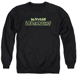 Dexter's Laboratory - Mens Dexter'S Logo Sweater
