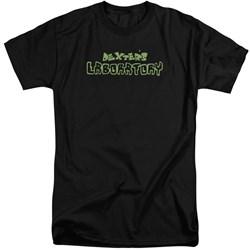 Dexter's Laboratory - Mens Dexter'S Logo Tall T-Shirt