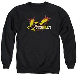 Dexter's Laboratory - Mens Monkey Sweater