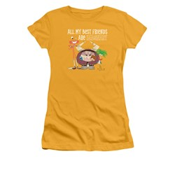 Foster'S - Womens Imaginary Friends T-Shirt