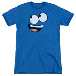 Foster's - Mens Blue Face Ringer T-Shirt