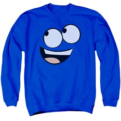 Foster's - Mens Blue Face Sweater