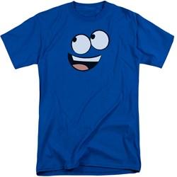 Foster's - Mens Blue Face Tall T-Shirt