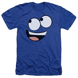 Foster's - Mens Blue Face Heather T-Shirt
