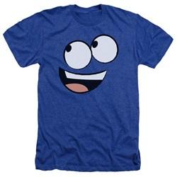 Foster's - Mens Blue Face Heather T-Shirt