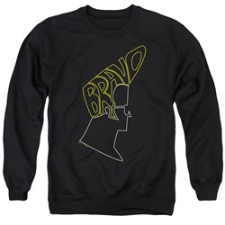 Johnny Bravo - Mens Bravo Hair Sweater