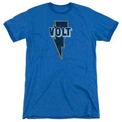 Volt - Mens Volt Logo Ringer T-Shirt