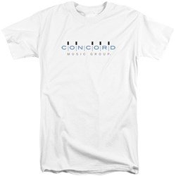 Concord Music - Mens Concord Logo Tall T-Shirt
