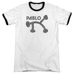 Pablo - Mens Retro Pablo Ringer T-Shirt