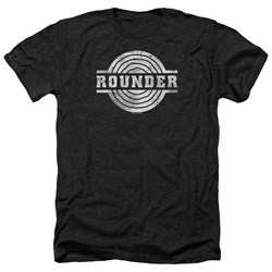 Rounder - Mens Rounder Retro Heather T-Shirt