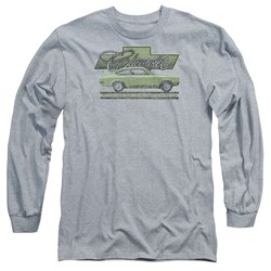 Chevrolet - Mens Vega Car Of The Year 71 Long Sleeve T-Shirt