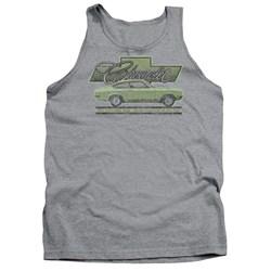 Chevrolet - Mens Vega Car Of The Year 71 Tank Top
