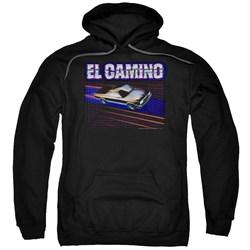 Chevrolet - Mens El Camino 85 Pullover Hoodie