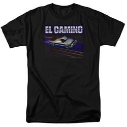 Chevrolet - Mens El Camino 85 T-Shirt