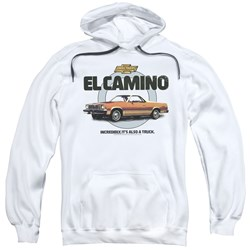 Chevrolet - Mens Also A Truck Pullover Hoodie
