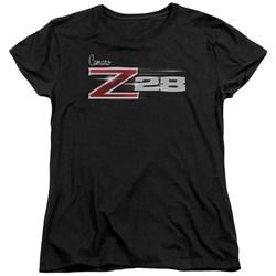 Chevrolet - Womens Z28 Logo T-Shirt
