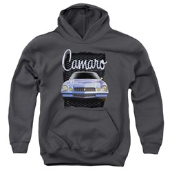Chevrolet - Youth Yellow Camaro Pullover Hoodie