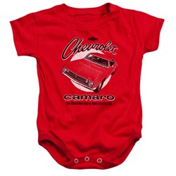Chevrolet - Toddler Retro Camaro Onesie