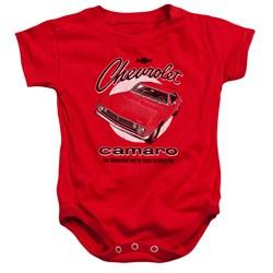 Chevrolet - Toddler Retro Camaro Onesie