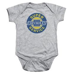Chevrolet - Toddler Chevy Super Service Onesie