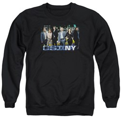 Csi Ny - Mens Cast Sweater