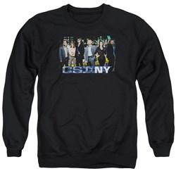 Csi Ny - Mens Cast Sweater